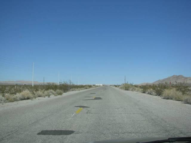 """""""Old Las Vegas Highway"""""""