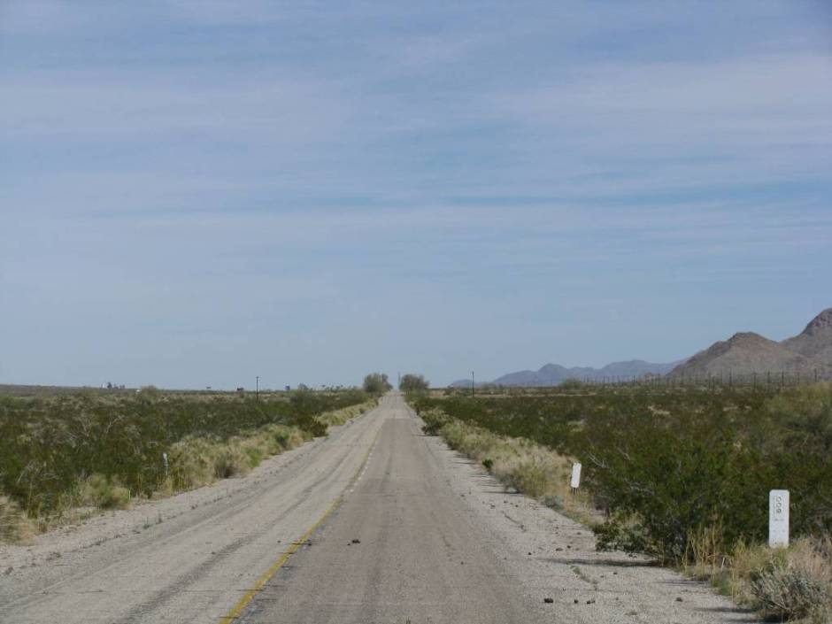 """""""This is the road off of Box Canyon that I was caching on. I only passed one car on this road and it was because I forgot a cache and had to go back for it. I ran into another cacher from California as a result. Not much chance of getting muggled here."""""""