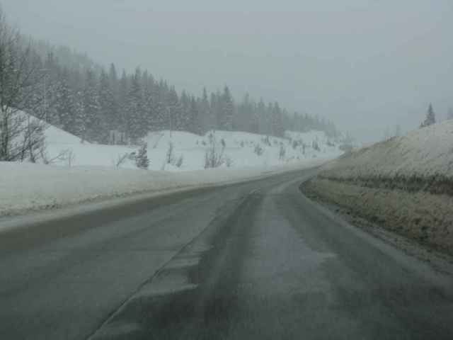 drive north