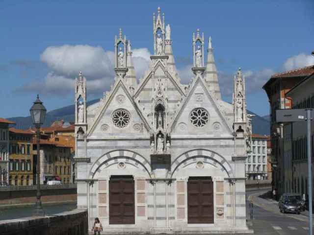 church of Santa Maria della Spina
