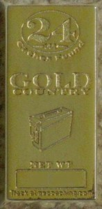 Gold Country Gold Bar