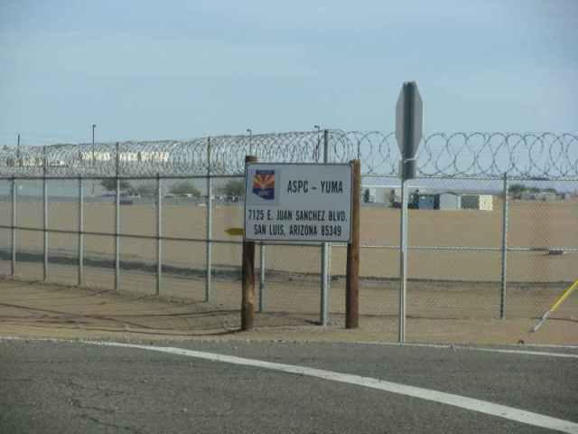 Yep it is a Prison near http://coord.info/GC3B68J