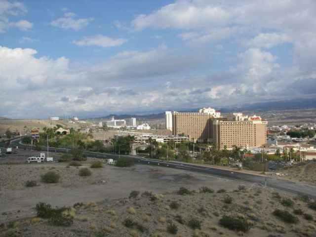 View of Harrahs