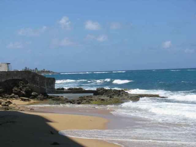 view of the beach near Ventana del mar