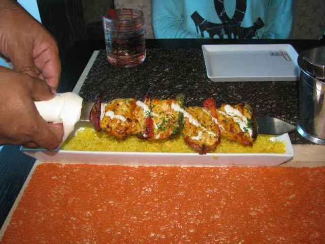 Chicken Skewer - never did try any