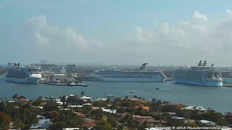 Sail From Fort Lauderdale To Civitavecchia Italy Philatsea