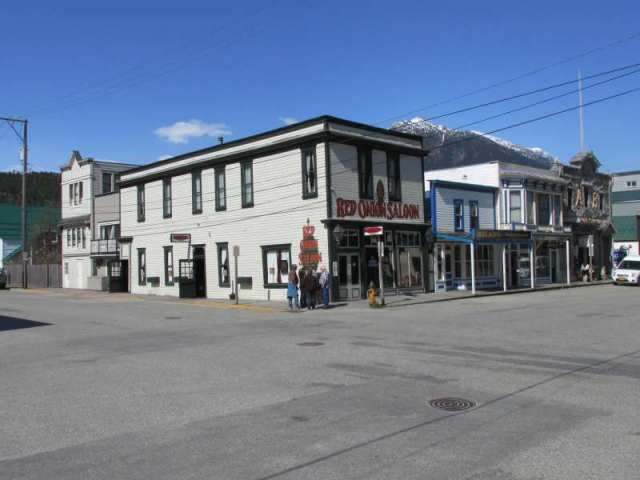 Red Onion Saloon in Skagway