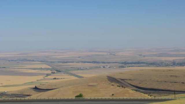 I Hate I-84, A Nice View
