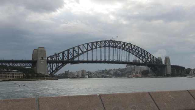 view from the Opera House Bar